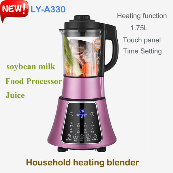 2019 Heating Commercial Blender 2200w 1 75l Restaurant Heavy Duty Industrial Juicer Mixer Intelligent Homeuse Food Processer From Beeni Electronics