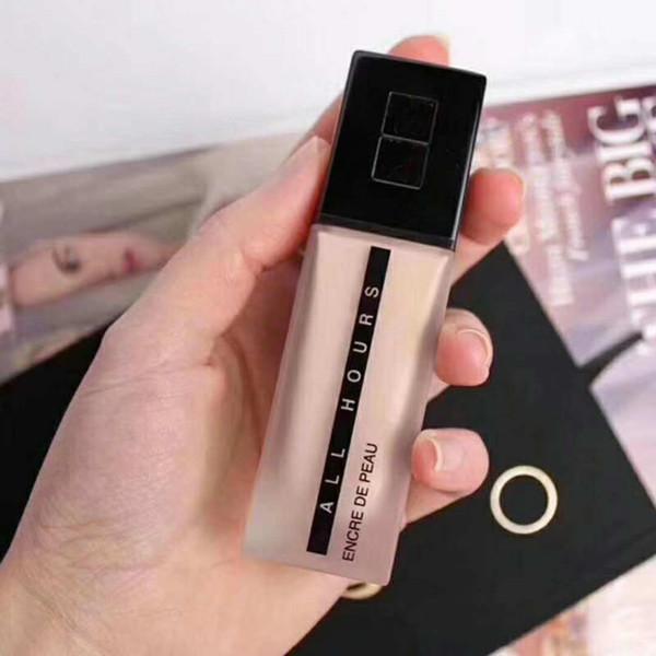 Бренд Liquid Foundation все часы Фонд enre de peau 35 мл B10 B20 BR20 цвет макияжа 1 шт. / лот