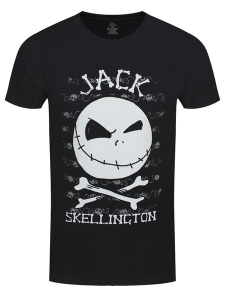 Hot Topic Nightmare Before Christmas Sweater.The Nightmare Before Christmas T Shirt Jack Face Homme Noir Best T Shirts Shirts Online From Hottopic 11 54 Dhgate Com