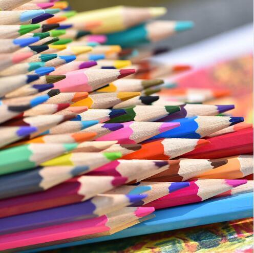 Compre Lápices De Dibujo Diy Pintura Bocetos Lápiz De Color Para Niños De La Escuela Graffiti Dibujo Pintura Secreto Garde Lápiz A 124 Del Suntal