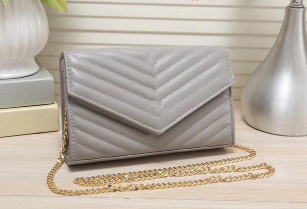 8291 Women Bag Genuine leather top quality luxury brand designer famous shoulder bag new fashion promotional discount wholesale