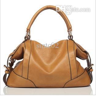 2015 nouvelle marée femelle couche cuir dames sacs à main en cuir sac à main unique sac à bandoulière Messenger sac à main (Livraison gratuite)