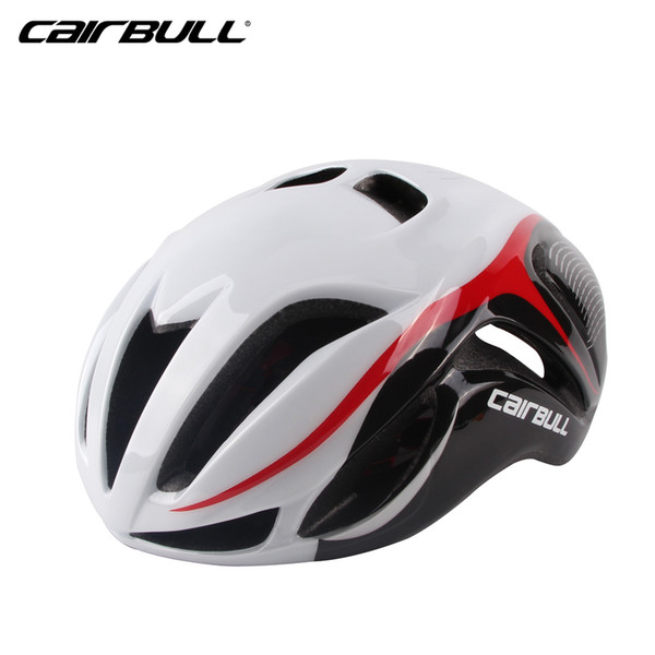CAIRBULL Bicycle Helmet Cycling Safety Cap Road Bike Reduce Wind Resistance 17 Ventilation Holes eps Integrally-moldes 4d helmet Y1892908