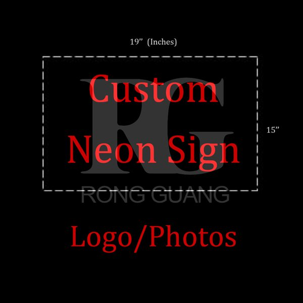 Neon Signs Gift Custome Signs Beer Bar Pub Store Party Homeroom Decor 19X15