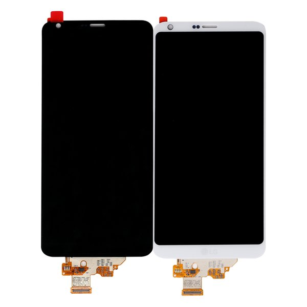 """ORIGINAL 5.7"""" 1440 x 2880 LCD For LG G6 LCD Display Touch Screen Digitizer Complete Full LCD Assembly Replacement"""