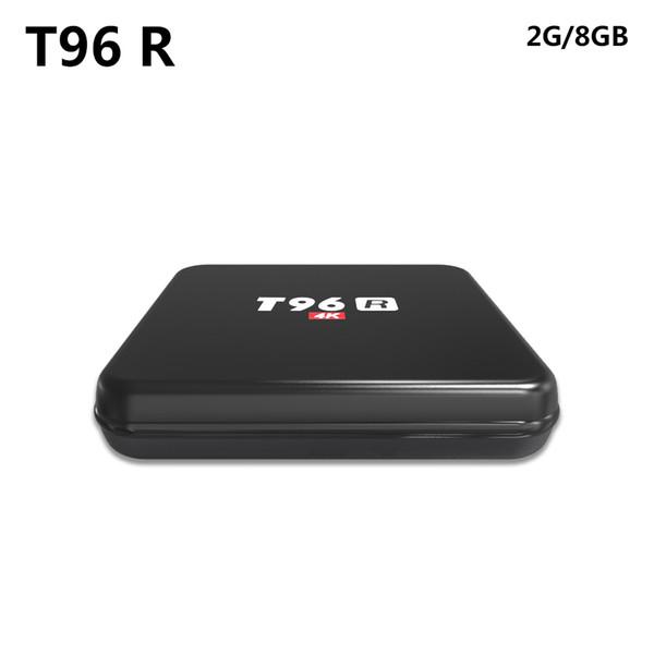 SZ T96R RK3229 Quad Core Android 5 1 TV Box 32bit H 265 UHD 4K VP9 Mini PC  LAN WiFi Airplay Miracast Smart Media Player Technics Receiver Wifi Music