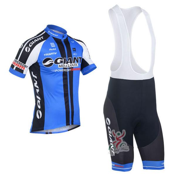 2018 Team GIANT Radtrikot Ropa Ciclismo Hombre Tour de France Radsportbekleidung Hohe Qualität Kurzarm Radtrikot 81811Y
