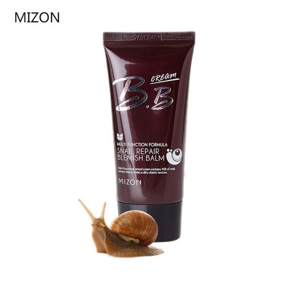 MIZON Snail Repair Blemish Balm BB Cream 50ML Perfect Cover BB Cream Moisturizing Concealer Best Korea Cosmetics