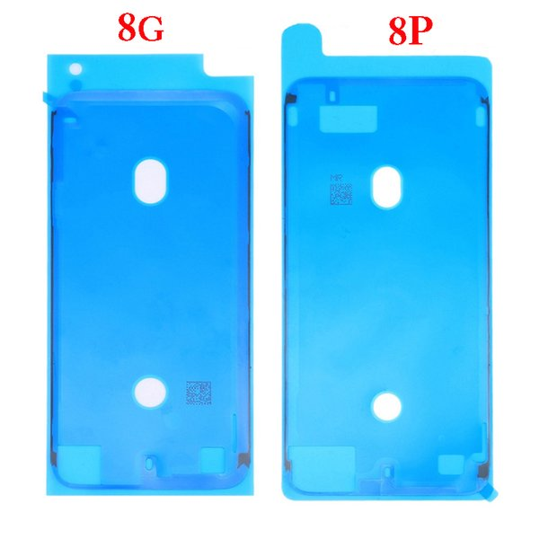 100PCS 3M Pre-Cut Waterproof Adhesive Tape Glue For iPhone 8 8 Plus iPhone X Front Housing LCD Touch Screen Frame Sticker