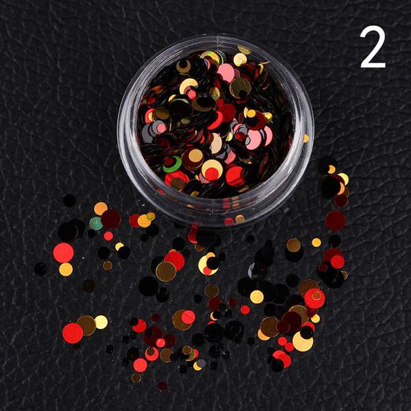 DIY Acrylique Paillettes Poudre Colle Fichier Nail Art Paillettes UV Gel Conseils Kit De Décoration