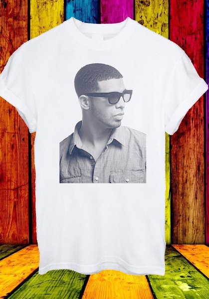 Aubrey Graham Hip Hop R&B Singer Vocals Rapper Men Women Unisex T-shirt 82