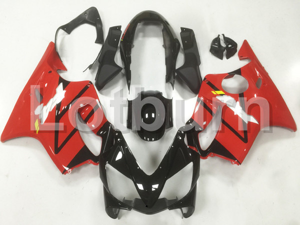 Motorcycle Fairing Kit Fit For Honda CBR600RR CBR600 CBR 600 F4i 2004-2007 04 05 06 07 Fairings kit High Quality ABS Plastic Injection Mold