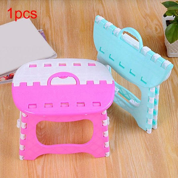 Outstanding 2019 Wholesale Cute Portable Bathroom Plastic Step Stool Child Safety Stool Outdoor Fishing Picnic Folding Stool From Wulifang 11 44 Dhgate Com Pabps2019 Chair Design Images Pabps2019Com