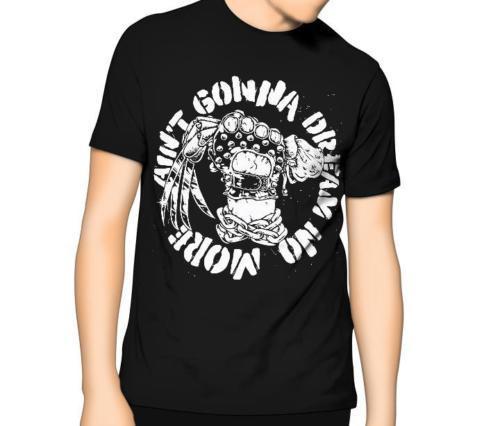 Pesadelo Em Elm Street Camiseta-Sonho Não Mais - Crianças - Mens Verão dos homens moda Casual Manga Curta T Confortável camiseta nova