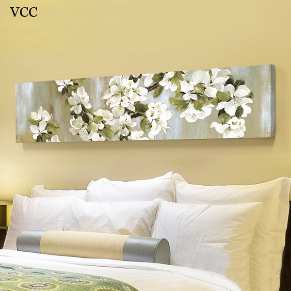 Großhandel VCC Dekorative Bilder, Blumen Bild, Wandkunst Leinwand Gemälde,  Wandbilder Für Schlafzimmer, Leinwand, Poster, Inneneinrichtungen Y18102209  ...