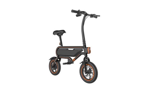 So Hot selling brushless 250W motor electric bike smart electric bicycle 14 inch folding e bike