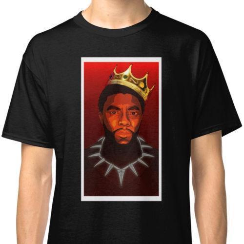 Black Panther - Notorious BIG Herrenbekleidung T-Shirts T-Shirts