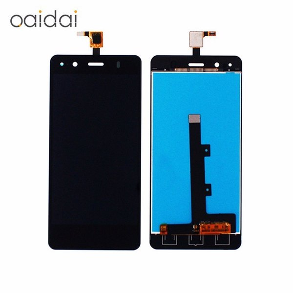 LCD Display Touch Screen For BQ Aquaris A4.5 Mobile Phone Lcds Digitizer Assembly Replacement Parts With Free Tools