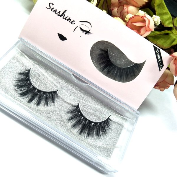 New Styles 3D Mink eyelashes Thick Cross Natural 3D Strip Eyelashes False Eyelash 3D Eyelash Extensions factory supply for sale freeshipping
