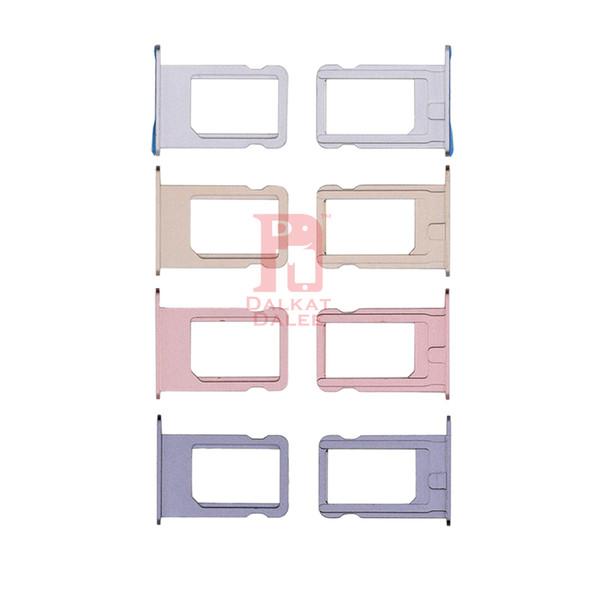 Brand New Silver Nano Sim Card Tray Holder Silver Replacement For iPad Mini 4