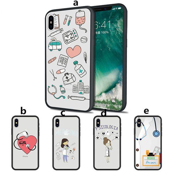custodia iphone 6 medico
