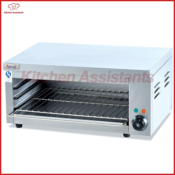 2019 AT936 Stainless Steel Hanging Electric Salamander Grill Machine Of  Catering Equipment From Aistan_kitchen, $293.45 | DHgate.Com