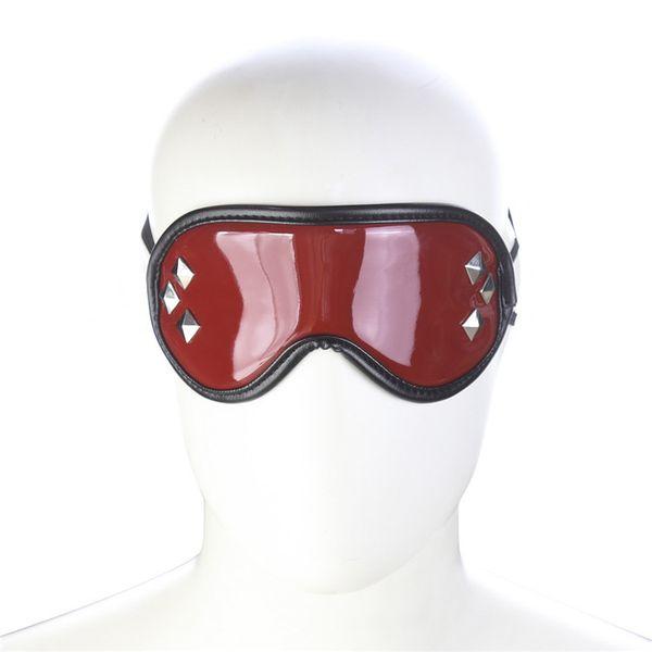 Bdsm Fetish Eye Mask Blindfold for Erotic Play Slave Training Bondage Gear Pleasure Toys for Women