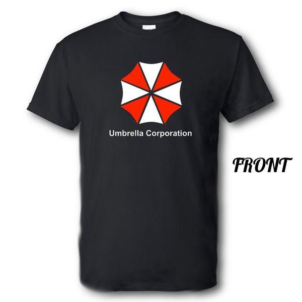 Umbrella Corporation Resident Evil Shirt Brandneu Mehrere Größen und Farben Jersey Print T-Shirt