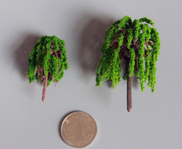 style 1 of 5cm green willow