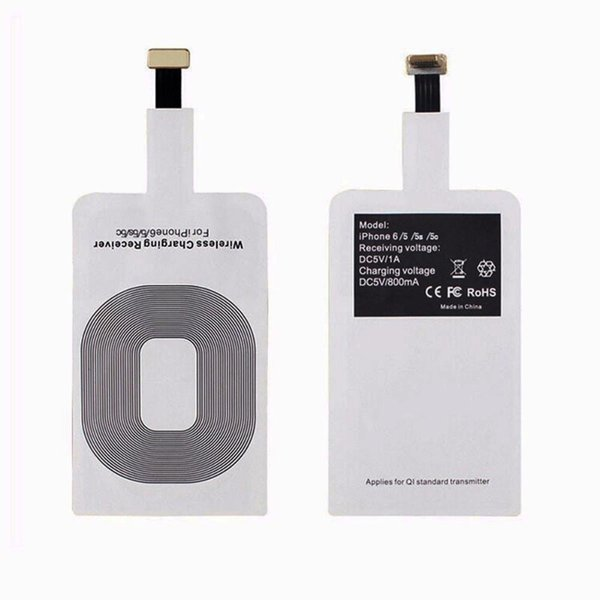 Only For iPhone 5/6/7 wireless Receiver