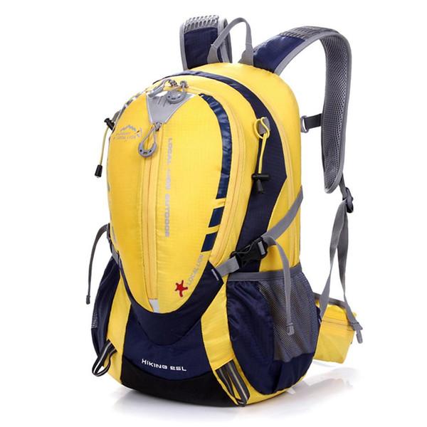 Toptan-2017 Bisiklet Sırt Çantası Naylon Su geçirmez Sırt Çantaları Paketi Yol çantası Sırt Çantası Sürme Sırt Çantası Binmek paketi 25L X75