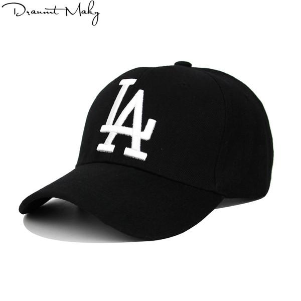 Новая мода La Бейсбол CapsEmbroidery хип-хоп кости Snapback шляпы для мужчин женщин регулируе