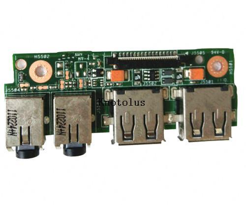 A43S K43S X43S için USB kurulu Ses USB kurulu K43SD IO