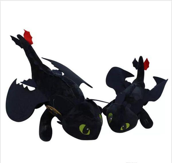 """How to train your Dragon Plüsch Puppe Drache Gefüllt Spielzeug 12 /"""" Geschenk 1X"""