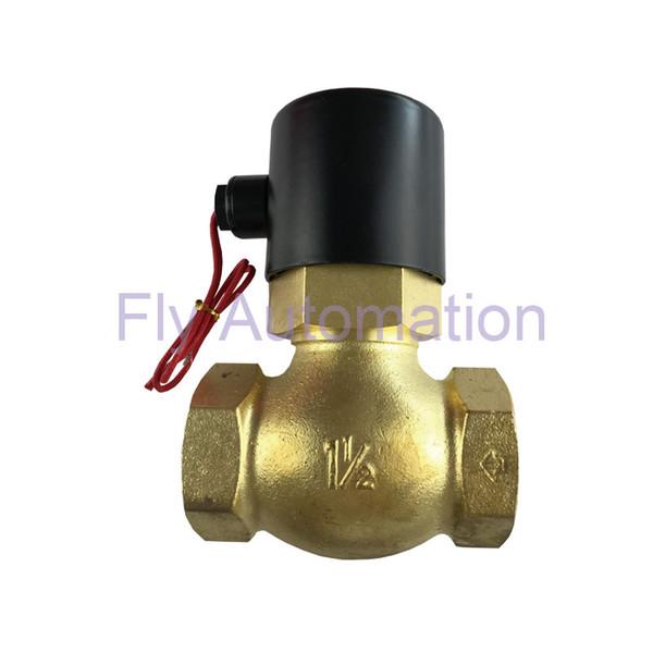 Acquista Techno 24vdc 2s160 15 G1 2 Irrigazione Elettrovalvola A Comando Diretto Valvola In Acciaio Inox 21mm 110vac 220v 24vdc Valvola Acqua A