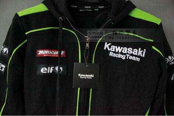Sudadera con capucha 100% algodón Team sudadera con capucha MotoGP moto deporte invierno