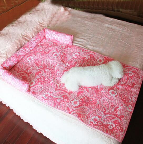 Free Shipping Multifunction Dog Bed Sofa Mat cover for Small Large dogs Washable Cat House Nest for Golden Husky Labrador Chihuahua