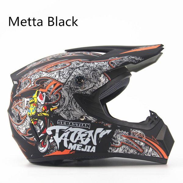 Matte Blacks