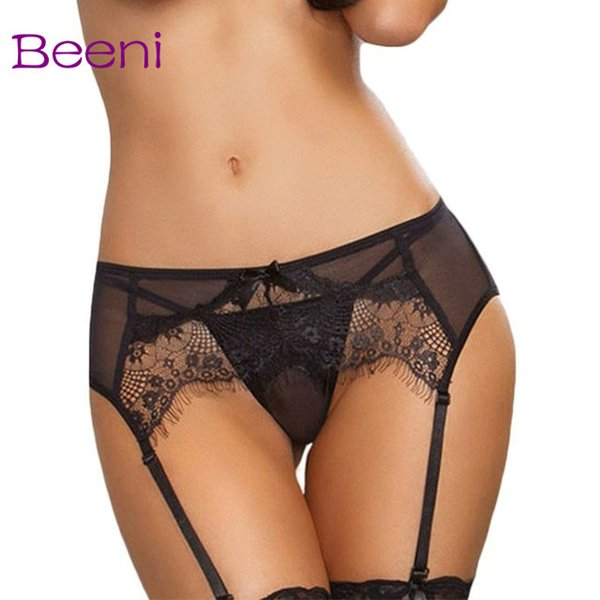 70fdcf72b Sexy Women Wedding Garter High Quality Garter Belt For Stockings Ladies  Underwear Hot Sale Transparent Lace