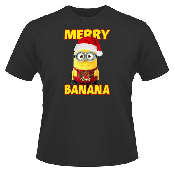 Mens T-Shirt, Christmas Minion, Ideal Gift/Birthday Present.