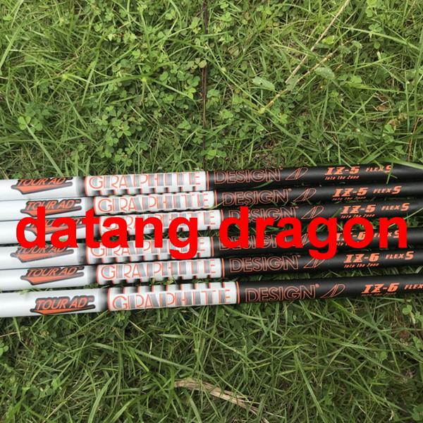 datang shaft Tour AD IZ-5 / IZ-6 335 o 350 tip shaft Grafite 10pcs mazze da golf