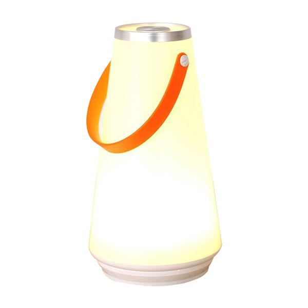 Carregamento USB Lanternas Portáteis Multifuncionais Para Trekking Caminhadas Ao Ar Livre 500 Mah LED Night Light Luz de Campismo Simples e Moderno