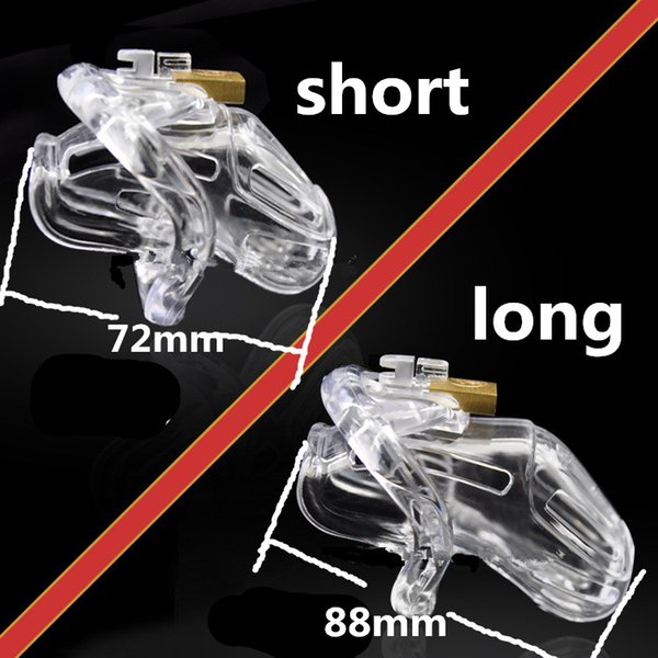 male chastity device super small pc cock cage penis lock anti masturbation loyalty to wife adult toys for men modular self-designed XCXA370