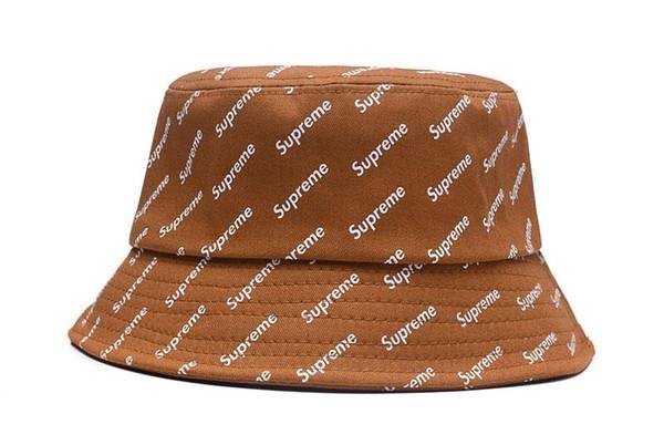 2018 Casquette de seau de mode Chapeaux de pêche pliables Sup casquette de seau bonne plage pare-soleil Vente Pliant Homme Chapeau melon pour hommes Femmes de bonne qualité