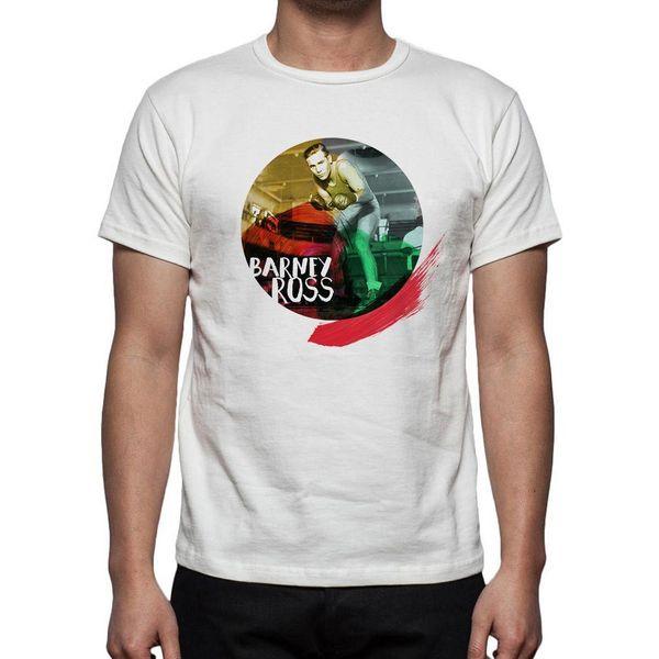 T-Shirt Barney Ross Tribute T Shirt esclusiva design M141 Mens 2018 T-Shirt di marca T Shirt O-Collo 100% cotone