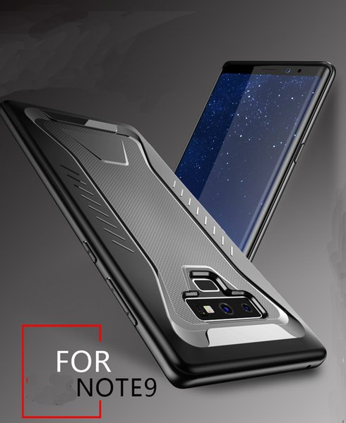 Note 9 case slim thin for samsung galaxy note9 cover TPU All-inclusive silicone 9note samsum sangsum gaxy gaxaly cell phone bumper