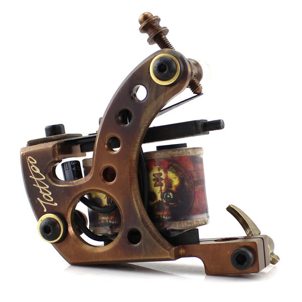 smtm8803 the best quality shader copper tattoo machine liner tattoo machine fast shipping