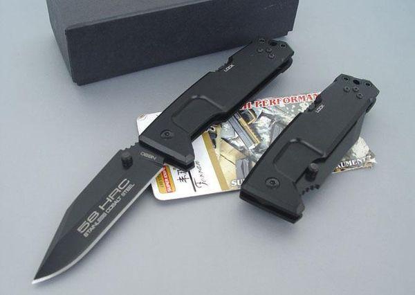 EXTREMA RATIO FUlCRUM-II-D 4 mm / 6 MM de espesor cuchillo de bolsillo cuchillo de supervivencia cuchillo de cuchillo plegable senderismo herramientas herramientas envío gratis