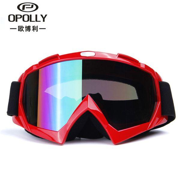 Anti-Fog Big Ski Mask Spectacles Skiing Glass Men Women Snow Snowboard Goggles Skiing Glasses Ski Goggles Single New