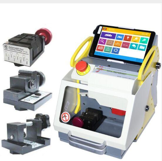 Best Kukai Auto Copy Promotion Key Cutting Duplicated Machine Cheap Price With CE Certificate Car Key Cutter Locksmith Tools 2018 New